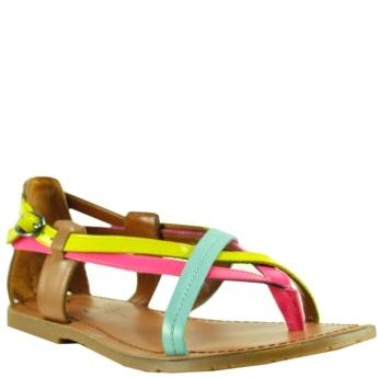 Best 25 Neon Sandals Ideas On Pinterest High Heels 2014