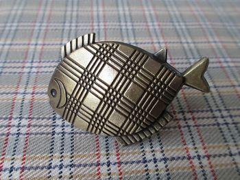 Pesce manopole di trasporto marittimo manopole armadio da cucina maniglie bronzo antico/dresser cassetto manopole vintage manopola mobili di tiro hardware