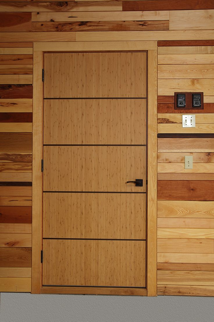 A sleek modern door can really add to any room. Take advantage of intentional · Modern DoorBamboo & 32 best B A M B O O | D O O R S images on Pinterest | Bamboo ...