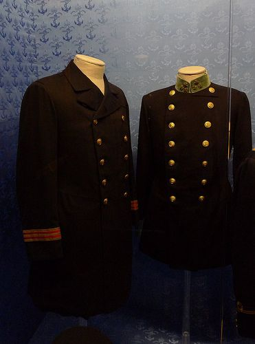 Imperial and Royal Navy uniform | Flickr - Photo Sharing!