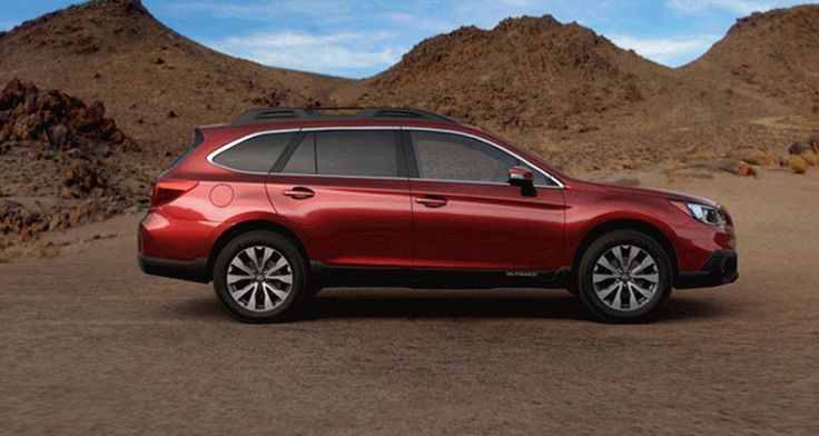 Updated With 100 New Photos   2015 Subaru Outback COLOR Visualizer 2015 subaru outback venitian red pearl photo