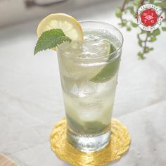 Make It Your Own by Everclear®️️️ | Sparkling Limoncello Mojito