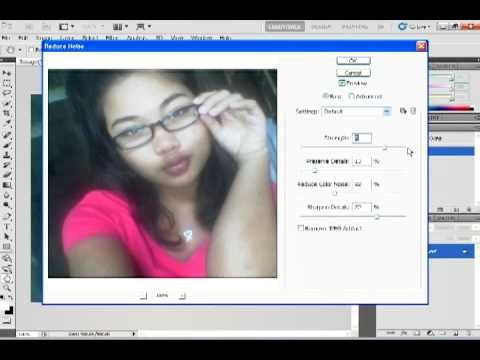 How to make Low Resolution Picture to High Resolution Picture using Adobe Photoshop