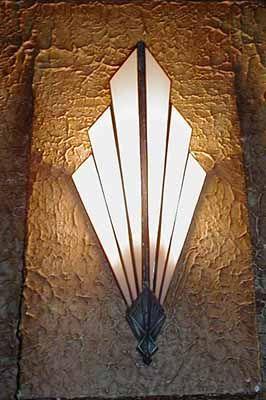 Best Art Deco Wall Lights Ideas On Pinterest Art Deco