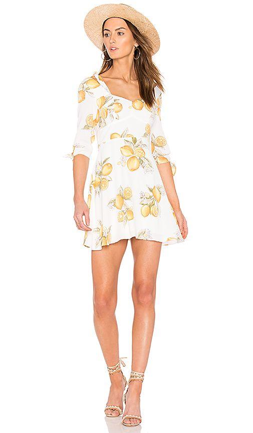 ced7bb3a6594 For Love   Lemons Limonada Mini Dress