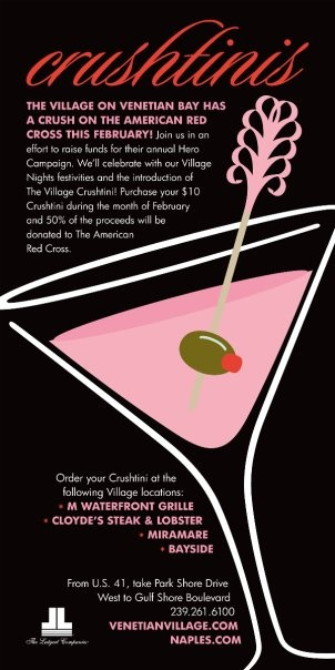 Newspaper Advertisement #amygraudesign #cocktails