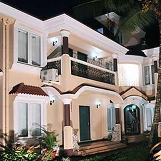 Hotel Elegant Shades in Goa