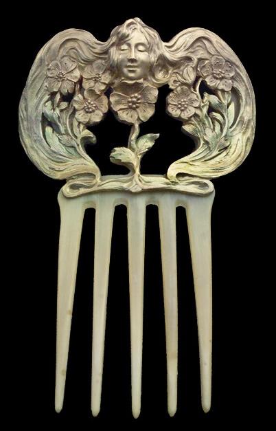 Art Nouveau Comb | JV