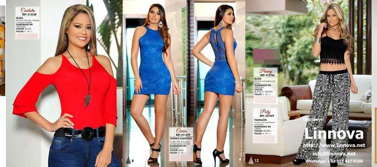 AA0296 - Blusas & Vestidos
