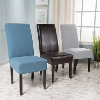 Orleans Dining Chair, 2-pack | Dining chairs, Leather ...