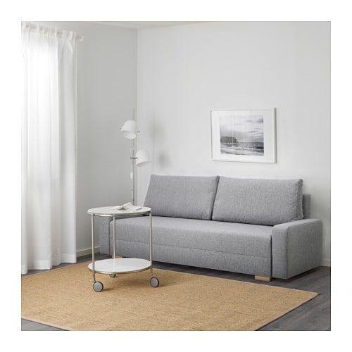Gralviken Canape 3 Places Convertible Gris Ikea Housses De Canapes Ikea Lit Ikea Ikea