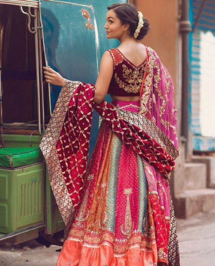 Pakistani bridal by Rano's Heirlooms.