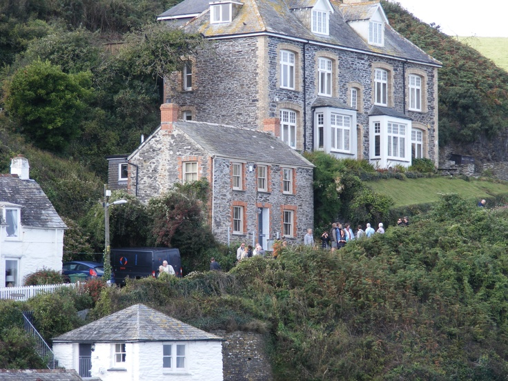 51 Best Doc Martin Port Cornwall Images On Pinterest