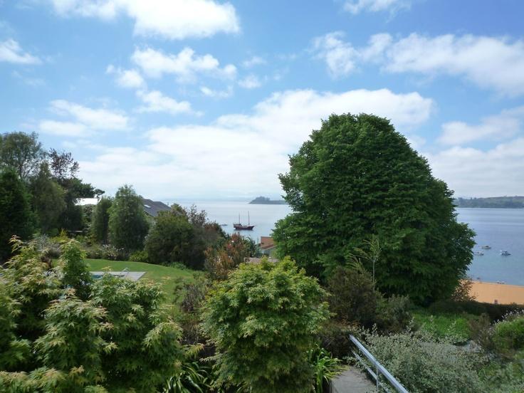 Imagen al Lago Llanquihue