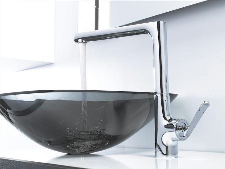 Combinaci n perfecta de lavamanos y grifer a colecci n for Griferia ducha grival