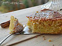Torta di mele al cucchiaio ricetta facile