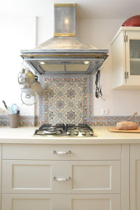Kitchen Style Kitchen Design Decor Vintage Wall Tiles Vintage Kitchen Decor