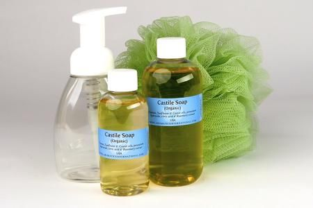 Foaming Hand and Bath Soap For an enjoyable bathing experience using a skin nourishing, antimicrobial soap.