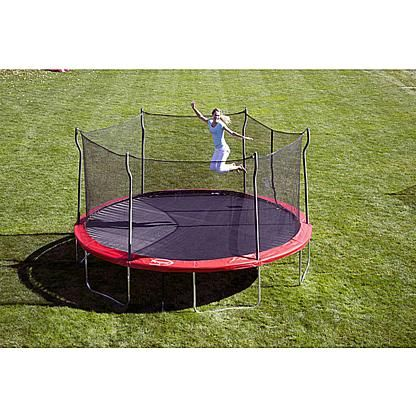 Propel Trampolines Propel Trampolines 15' Enclosed Trampoline with Anchor Kit