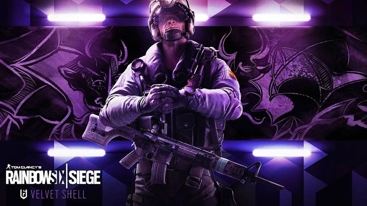 Rainbow Six: Siege - Operation Velvet Shell: New Operator Jackal Teaser ...