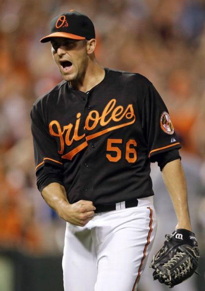 Darren O'Day, Baltimore Orioles