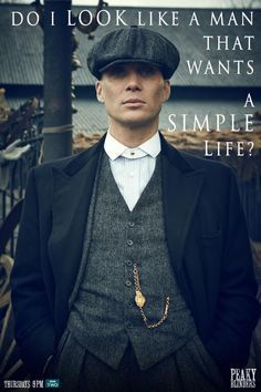 THE 5 MOST BAD A** QUOTES FROM THOMAS SHELBY www.wifeandmommyesq.com Guys.  I keep telling you to watch Peaky Blinders.  Have you done it yet?  If not, maybe the following 5 bad a** quotes from the main character, Thomas Shelby, (played by Cillian Murphy) will inspi…