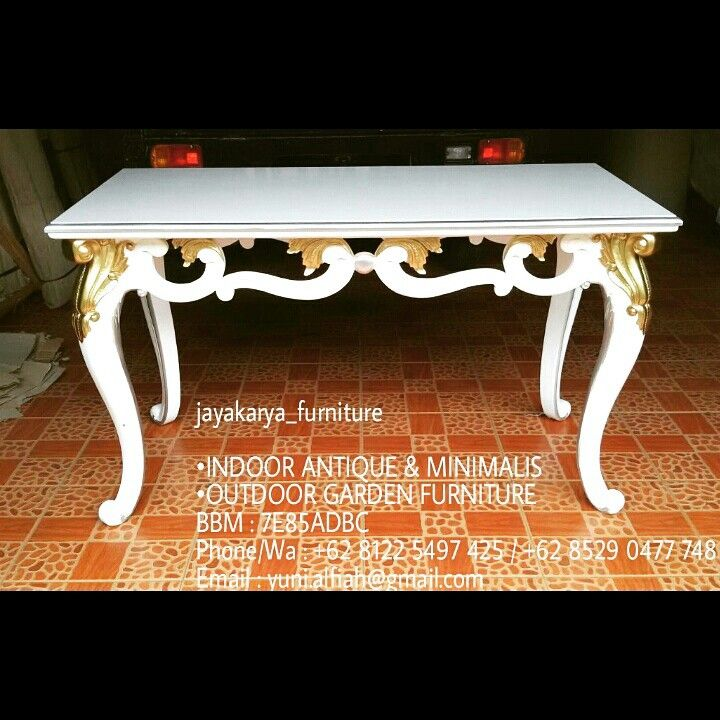 Luxury table made in Indonesia, Open Order || BBM : 7E85ADBC || Whatsapp : +62 8529 0477 748