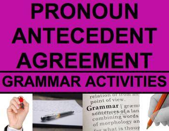 - Grammar Activities. NO PREP Print & Go PowerPoint, Worksheets ...