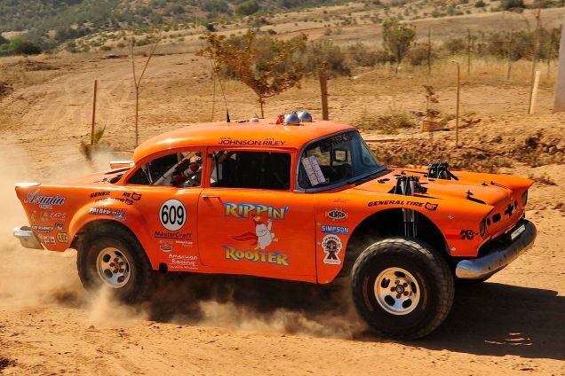 Let's See The Best Baja Cars And 'Unlikely Off-Roaders'