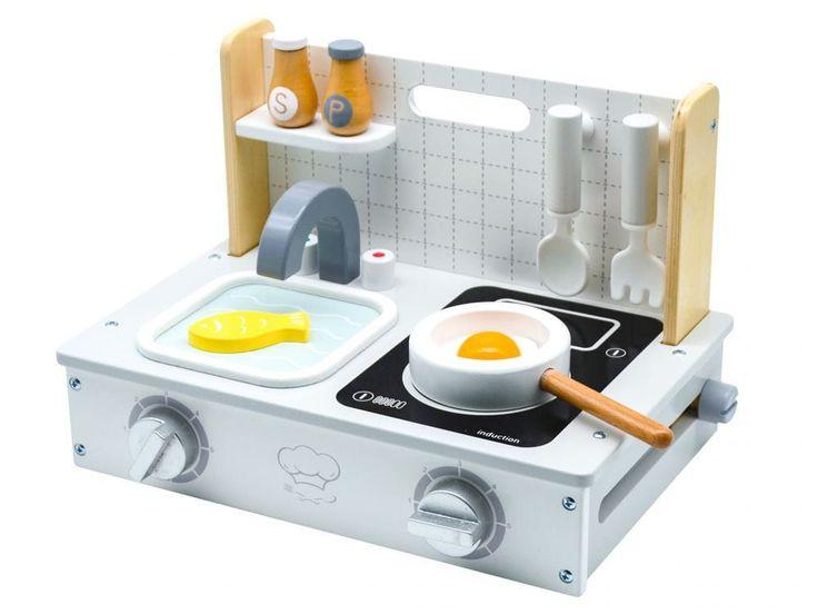 Drewniana Mini Kuchnia Kitchen Appliances Kitchen Utensil