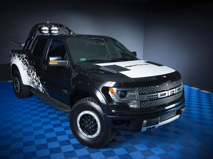 """""""Ford F-Series and Mustang Named Hottest Truck and Car of 2013 SEMA Show"""" http://ford.to/1aOWMa2 Ford News Shared by Bozard Ford of St. Augustine http://www.bozardford.com/"""