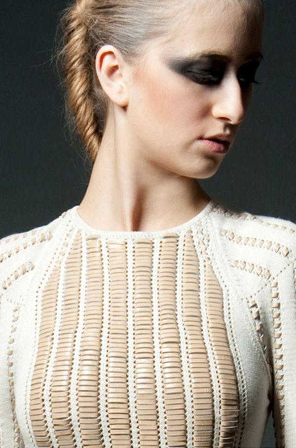 knitGrandeur: Laced