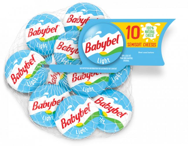 Light Baby Bell Cheese: Serving Size: 1 cheese | Calories: 50
