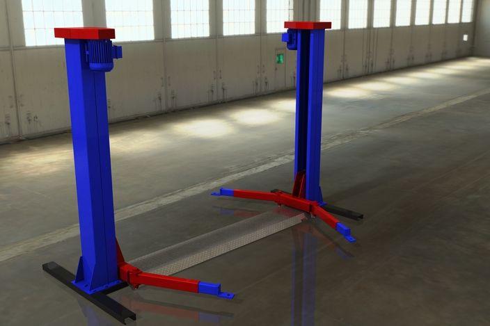 AUTO LIFT - Autodesk Inventor - 3D CAD model - GrabCAD