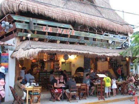 La Nave- Delicious pizza in Tulum Pueblo | Tulum Bliss ...
