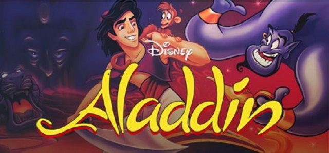 أحدث أفلام ديزني والأكثر ترقبا Aladdin Disney Aladdin Disney Games