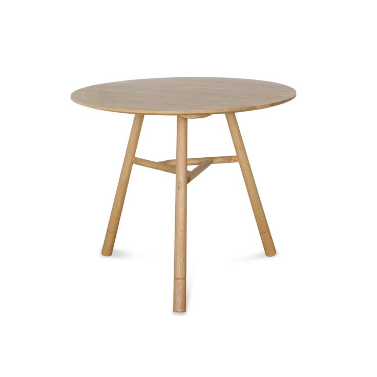 Heal's Whitstable 4-6 Seater Circular Dining Table