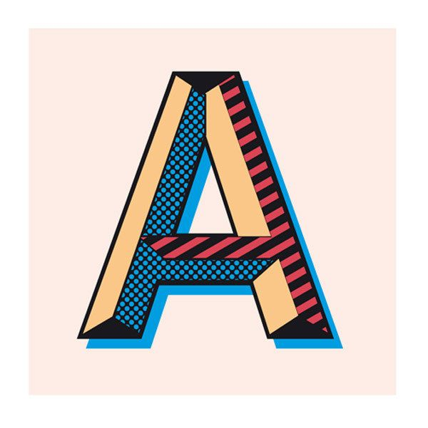 36 days of type by Mr.Zyan on Behance in Lettering                              …