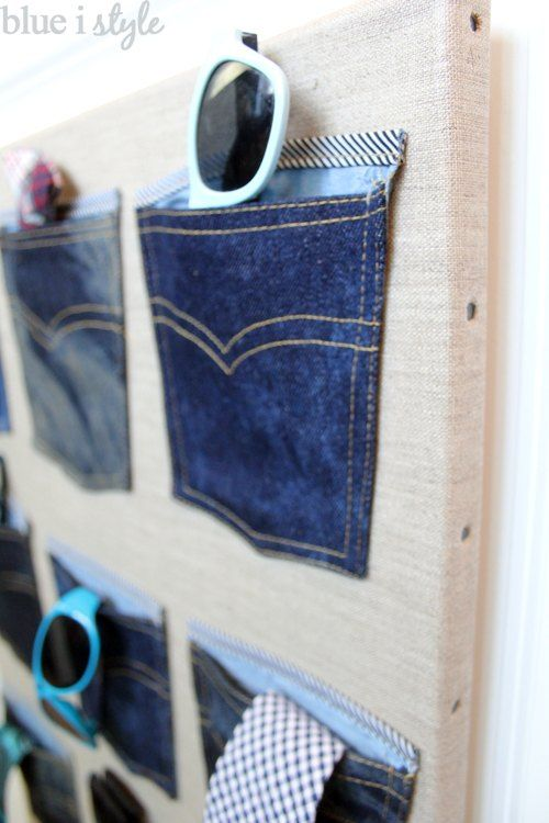 Denim Organizers for Boys  Accessories