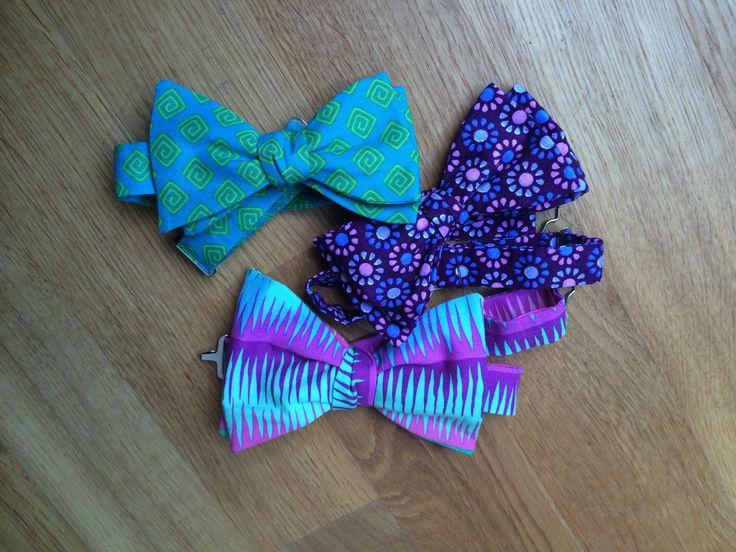 Artisara bow ties - all made of 100% cotton, fresh, stylish and cruelty-free. www.artisara.com