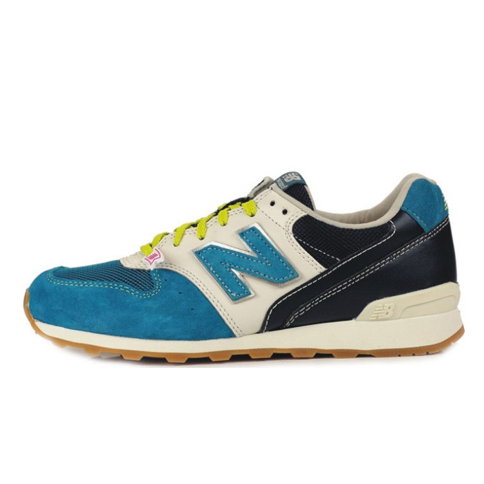 2013 genuinos contra Zhang Zixuan zapatillas ligeras deportes femeninos zapatos de color azul mar