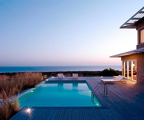 New luxury escape on Portugal's Estoril coast - The Forte is a unique and entirely private escape found at The Oitavos, a modern five-star luxury hotel located just 20 minutes west of Lisbon with far reaching views over the West Atlantic coastline.