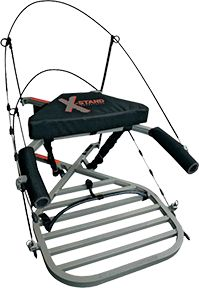 X-STAND TREESTAND CO LLC X-1 Two Piece Climbing Stand, EA