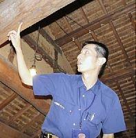 「古民家を残し、解体しても木材を再利用したい」。こんな思いから山口県内の古民家鑑定士が設立した「県古民家再生協会」への鑑定依頼が増えている。