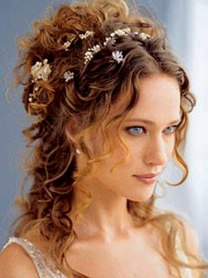 80 best wedding images on pinterest bridal hairstyles hairstyle cute wedding hairstyles for short curly hair diy wedding hairstyles for curly hair wedding solutioingenieria Image collections