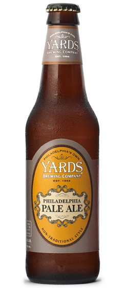 Yards Philadelphia Pale Ale    - I've had it and I can't recomend it enough.  Great and LOCAL and as far as I can tell it's not owned by one of the major conglomerates like Anheiser or Unibev.