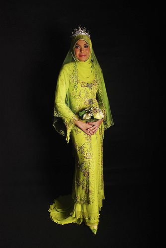 Image detail for -Beautiful Malay Muslim Wedding Gown : MarriagesInAsia.com