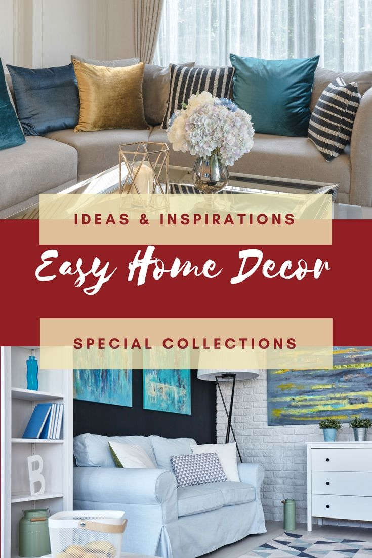 29 Easy Home Decor Creative Concepts For Your Current Home Decor