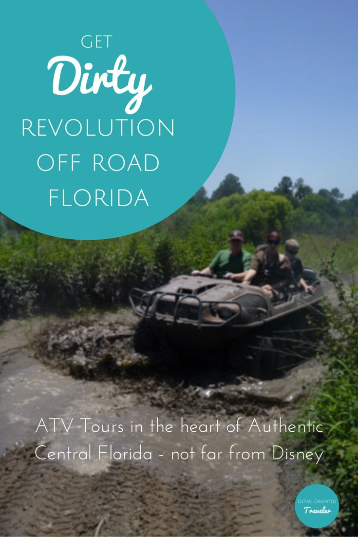 Get Dirty with an ATV Travel Tour by Revolution Off Road