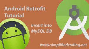 android retrofit tutorial